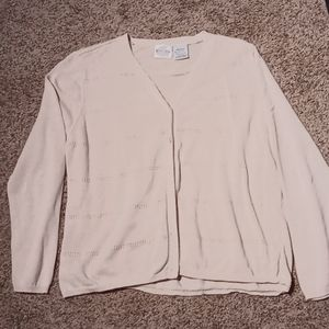 Gayla Bently womans classy sweater